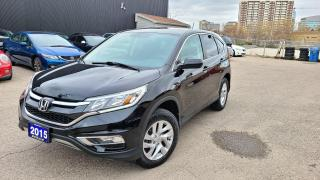 Used 2015 Honda CR-V EX for sale in Kitchener, ON