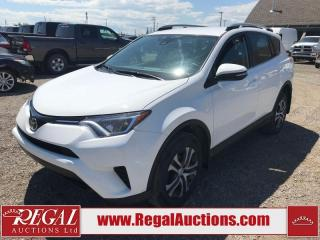 Used 2017 Toyota RAV4 LE 4D Utility AWD 2.5L for sale in Calgary, AB