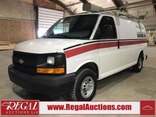 Used 2008 Chevrolet G2500 Vans Cargo VAN for sale in Calgary, AB