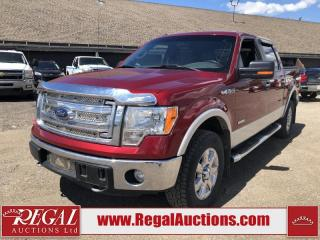 Used 2014 Ford F-150 XLT 4D SUPERCREW SWB 4WD 3.5L for sale in Calgary, AB