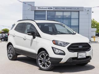 New 2020 Ford EcoSport SES NAV | REVERSE CAM & SENSORS for sale in Winnipeg, MB