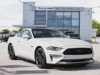 New 2020 Ford Mustang GT BLACK ACCENT PKG | 10-SPEED AUTO for sale in Winnipeg, MB