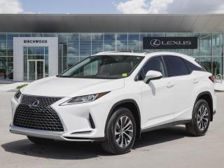 New 2020 Lexus RX 350 Premium for sale in Winnipeg, MB