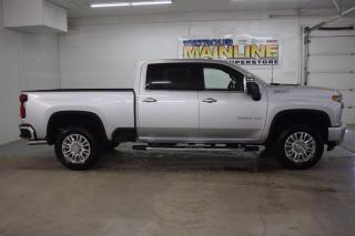 New 2020 Chevrolet Silverado 2500 HD High Country for sale in Watrous, SK