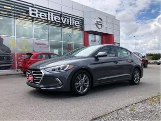 Used 2017 Hyundai Elantra 4dr Sdn Auto GL. 1 owner local trade for sale in Belleville, ON