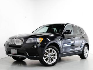 Used 2012 BMW X3 xDrive28i I PANO I NAVI I CLEAN CARFAX for sale in Vaughan, ON