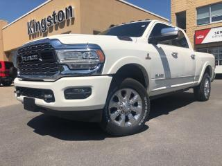 New 2020 RAM 3500 Limited for sale in Kingston, ON