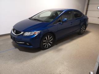 Used 2013 Honda Civic Touring|Warranty|Htd Leather|Fog Lights|Loaded|Nav for sale in Brandon, MB