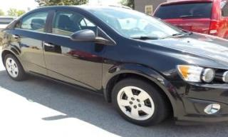 Used 2014 Chevrolet Sonic LT for sale in St Catharines, ON