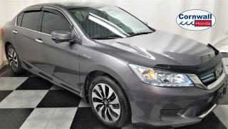 Used 2015 Honda Accord Hybrid Touring for sale in Cornwall, ON