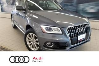Used 2016 Audi Q5 2.0T Progressiv + Rear Cam | Nav | Pano Roof for sale in Whitby, ON