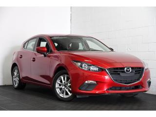 Used 2016 Mazda MAZDA3 HB Sport GS GPS BACK UP CAM MAN. for sale in Brossard, QC