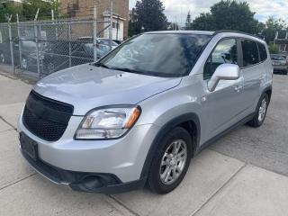 Used 2012 Chevrolet Orlando 4DR WGN for sale in Hamilton, ON