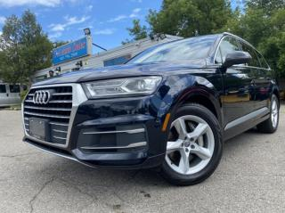 Used 2017 Audi Q7 quattro 4dr 3.0T Komfort ACCIDENT FREE, ONTARIO for sale in Brampton, ON