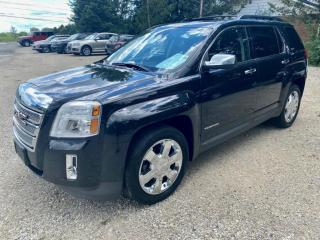 Used 2014 GMC Terrain AWD 4dr SLE-2, V-6 for sale in Halton Hills, ON