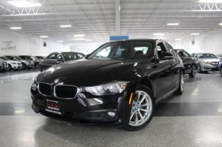Used 2016 BMW 3 Series 320i xDRIVE I NO ACCIDENTS I LEATHER I HEATED SEATS I BT for sale in Mississauga, ON