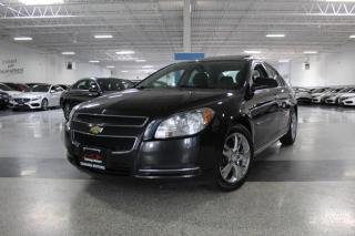 Used 2012 Chevrolet Malibu LT PLATINUM EDITION I LEATHER I SUNROOF I REMOTE START for sale in Mississauga, ON