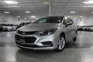 Used 2016 Chevrolet Cruze BIG SCREEN I REAR CAM I REMOTE STARTER I HEATED SEATS I BT for sale in Mississauga, ON