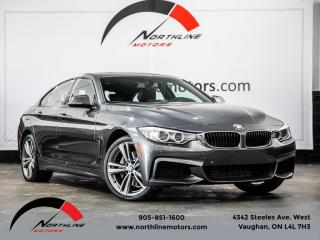 Used 2015 BMW 4 Series 435i xDrive Gran Coupe|M-Sport|Navigation|Camera for sale in Vaughan, ON