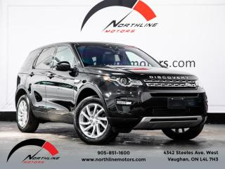Used 2017 Land Rover Discovery Sport HSE|Pano Roof|Camera|Heated Leather for sale in Vaughan, ON