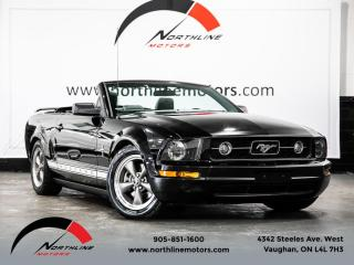 Used 2006 Ford Mustang Convertible|Leather for sale in Vaughan, ON