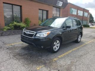 Used 2015 Subaru Forester AWD | ACCIDENT FREE |WARRANTY | BACK UP CAM | FINANCING for sale in Richmond Hill, ON