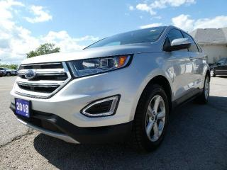Used 2018 Ford Edge SEL | Navigation | Heated Seats | Panoramic Roof for sale in Essex, ON