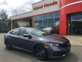 New 2020 Honda Civic Sport for sale in Courtenay, BC