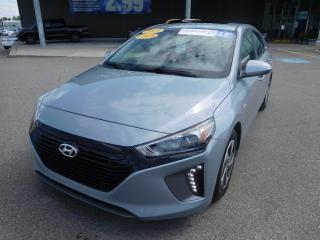 Used 2017 Hyundai Ioniq Hybrid SE,HYBRID,TOIT,BANCS/VOLANT CHAUFF, CAMÉRA,BLUET. for sale in Mirabel, QC