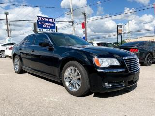 Used 2014 Chrysler 300 Touring, Pano Roof, Leather, Backup Cam, Bluetooth for sale in Caledonia, ON