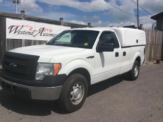 Used 2013 Ford F-150 XL w/Midbox Prep for sale in Stittsville, ON