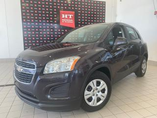Used 2014 Chevrolet Trax LS financement disponible for sale in Terrebonne, QC