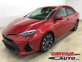 Used 2019 Toyota Corolla SE Amélioré Cuir/Tissus Toit Ouvrant Mags *Transmission Automatique* for sale in Trois-Rivières, QC