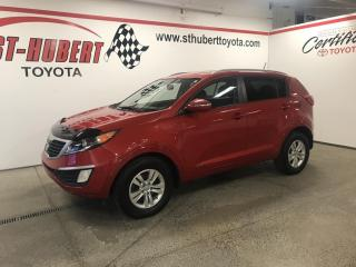 Used 2013 Kia Sportage FWD 4dr I4 Auto LX for sale in St-Hubert, QC