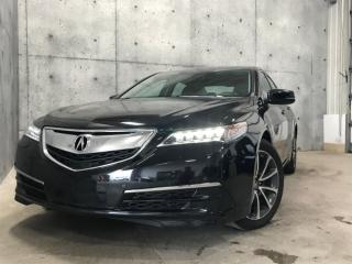 Used 2016 Acura TLX V6 Tech SH-AWD GPS TOIT ANGLE MORT CRUISE ADAPATIF 290HP for sale in St-Nicolas, QC