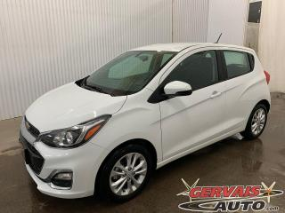 Used 2019 Chevrolet Spark LT A/C Bluetooth Caméra de recul Mags *Transmission Automatique* for sale in Trois-Rivières, QC