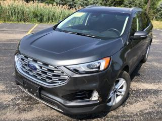 Used 2019 Ford Edge SEL AWD for sale in Cayuga, ON