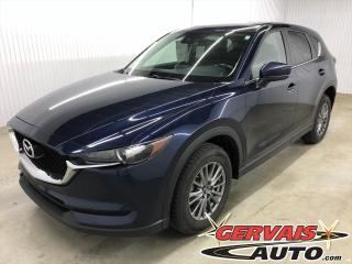 Used 2018 Mazda CX-5 GS AWD Mags Cuir GPS Volant Chauffant Camera de recul for sale in Shawinigan, QC