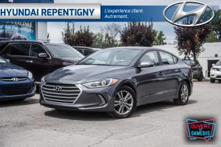 Used 2017 Hyundai Elantra GL 4 PORTES**A/C, BLUETOOTH ,MAGS, CAMÉRA** for sale in Repentigny, QC