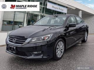 Used 2014 Honda Accord Sedan EX-L for sale in Maple Ridge, BC