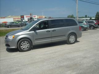 Used 2014 Dodge Grand Caravan SE for sale in Fenelon Falls, ON