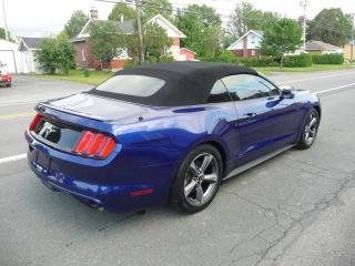 Used 2015 Ford Mustang 2Dr Convertible for sale in Ste-Marie, QC
