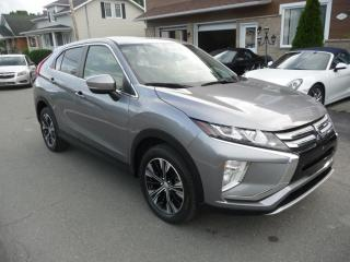 Used 2019 Mitsubishi Eclipse Cross SE w-Tech Pkg S-AWC for sale in Ste-Marie, QC
