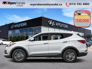 Used 2017 Hyundai Santa Fe Sport 2.4L Premium AWD  - $146 B/W for sale in Kanata, ON