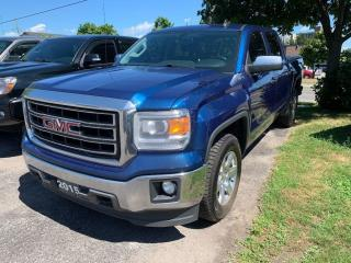Used 2015 GMC Sierra 1500 SLT  Short Box for sale in Peterborough, ON
