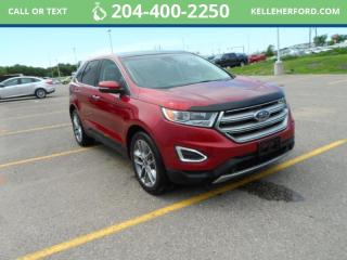 Used 2015 Ford Edge Titanium for sale in Brandon, MB
