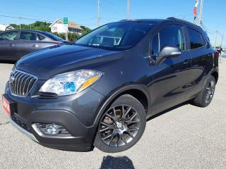 Used 2016 Buick Encore Sport Touring for sale in Beamsville, ON