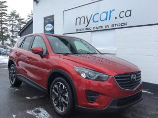 Used 2016 Mazda CX-5 GT LEATHER, SUNROOF, NAV, BOSE SOUND!! for sale in Richmond, ON