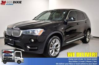 Used 2017 BMW X3 xDrive28i for sale in Mississauga, ON