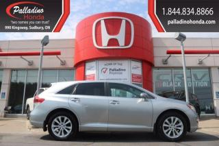 Used 2016 Toyota Venza CERTIFIED-LOW KM- CLEAN for sale in Sudbury, ON